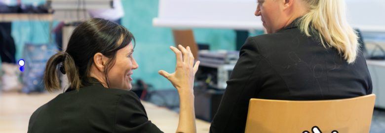 ÖGS TALK mit Monika Wojcik