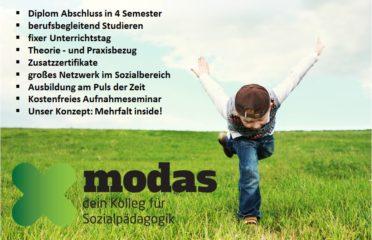 die bildungsakademie / modas – dein Kolleg für Sozialpädagogik Wien